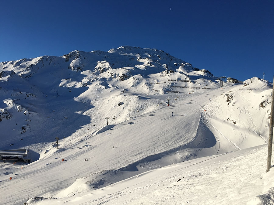 Short Ski Package 1 - February 2018